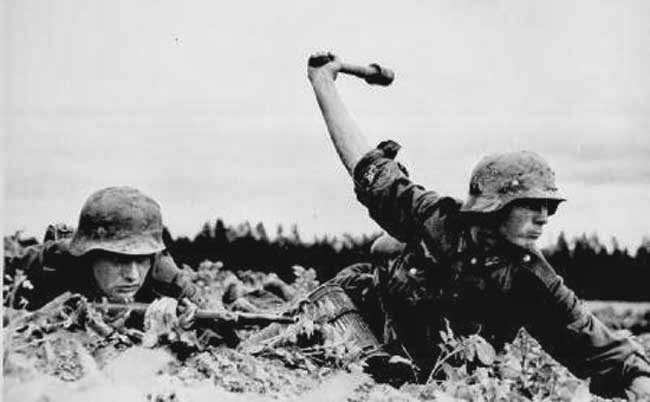 Ww2 Combat Photos Iconic Ww2 German Combat Photo