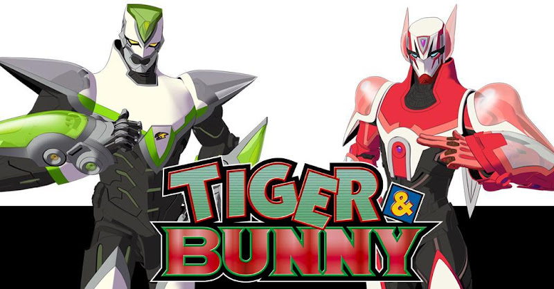 Tiger &amp; Bunny
