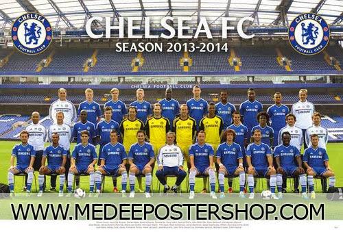 Chelsea Fullteam Season 2014