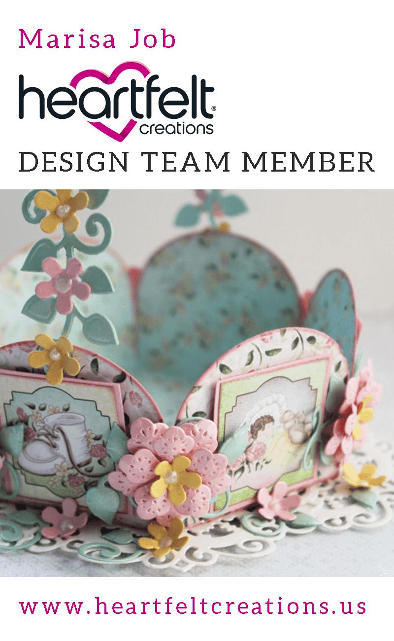 Artist and Designer for Heartfelt Creations