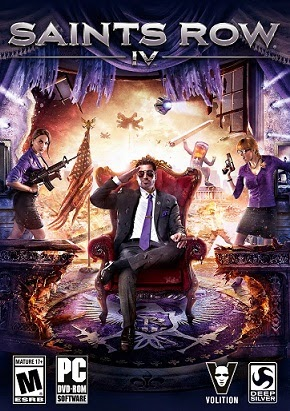 Saints Row IV-Game of the Century Edition incl 31 DLC RePack  MAXAGENT