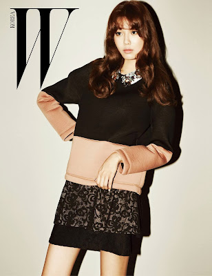 Sooyoung SNSD Girls' Generation - W Magazine October Issue 2013