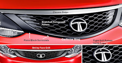 Tata Bolt Front Grill Review
