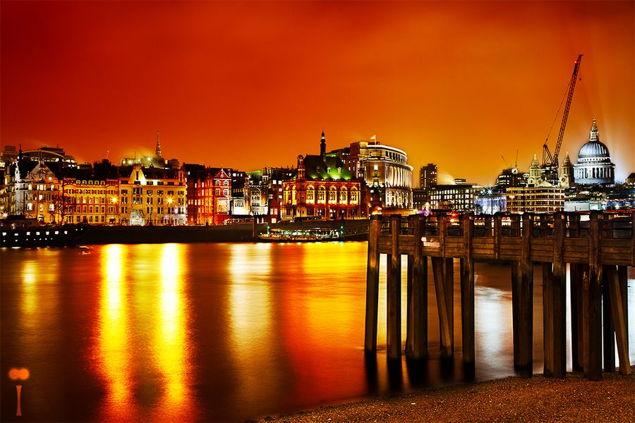 10. Golden London by Romain Matteï Photography