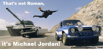fast & furious 6 still photo meme roman tank