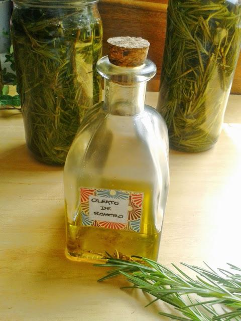 macerar hierbas en casa