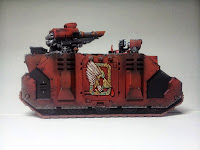 RAZORBACK - BLOOD ANGELS - WARHAMMER 40000 4