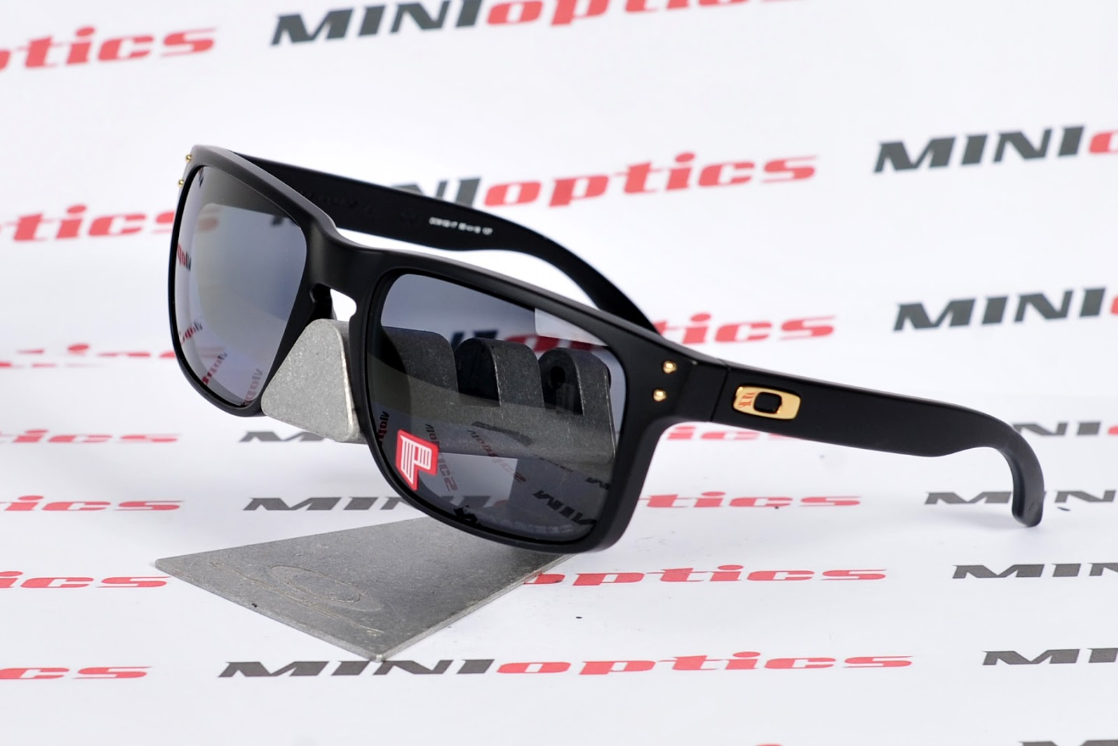 bb3820289c Oakley Shaun White Signature Holbrook Matte Black Sunglasses ...