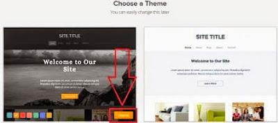 gambar 3 Cara Membuat Website Di Weebly