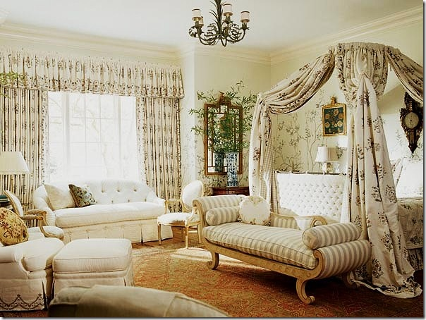 Cathy Kincaid Designed This Fabulous French Boudoir
