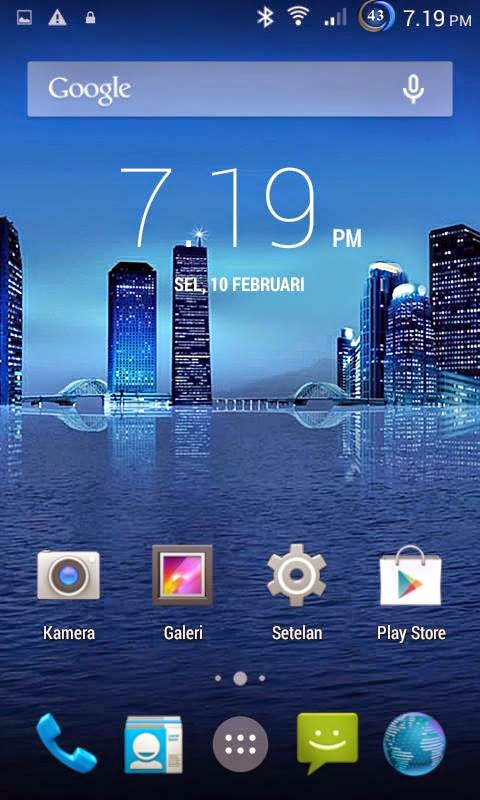 Custom Roms Evercoss A7E - Leago Lead 3UI 3.0