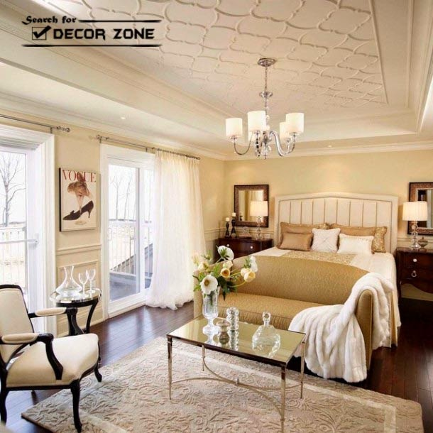 Bedroom chandeliers  how to choose according to room style classic chandeliers for bedroom in classic style. Bedroom Chandeliers. Home Design Ideas