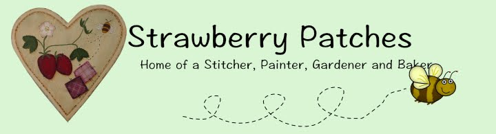 Strawberry Patches