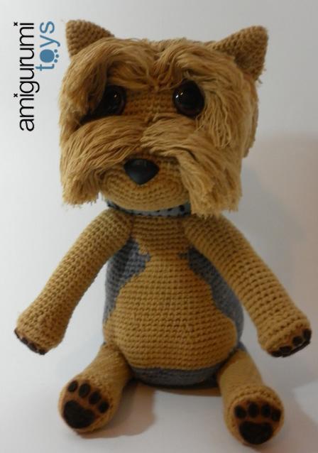 Amigurumi Crochet Yorkie : NUEVOS MODELOS - Amigurumi Toys Alicante