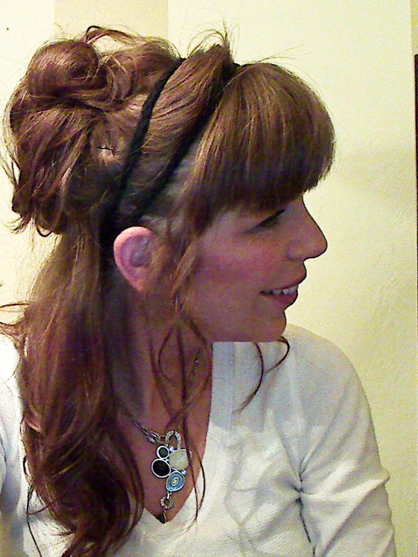 Simply Stylish Hair Style 32 Of 365 Quot Medieval Times Quot