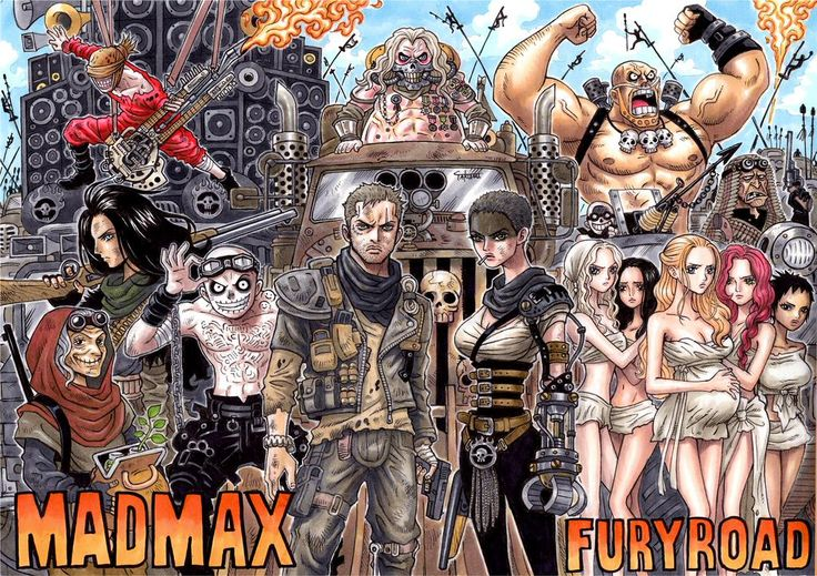 Mad+Max+versione+One+Piece+-+Fan+Version