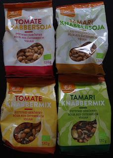 Tomate, Tamari, Knabbersoja, Knabbermix, Asien, Asia, Japan, Snack