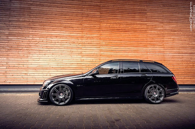 mercedes s204 tuning
