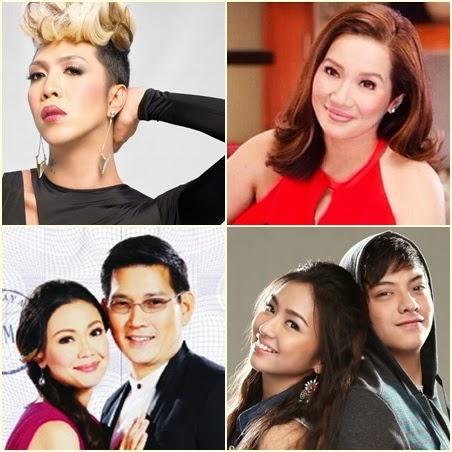 Psychic Experts Share 2014 Forecast on Vice Ganda, Kris Aquino, KathNiel, Maya and Ser Chief in Hiwaga