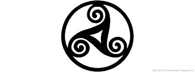 Image couverture facebook symbole