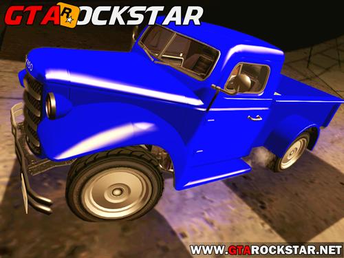 GTA SA - Bravado Duneloader Classic Convertido do GTA V