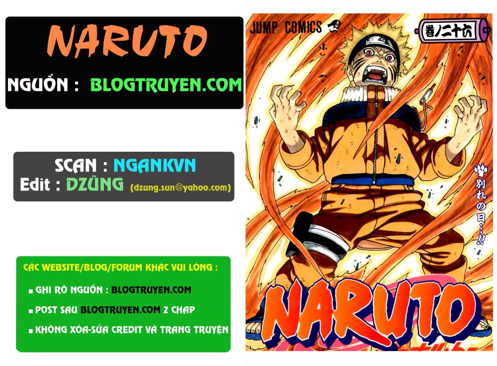 Naruto - Chapter 328 - Pic 1