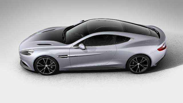Aston Martin Vanquish Centenary Editon: Photos of the Car Celebrating 100 Years of Aston Martin