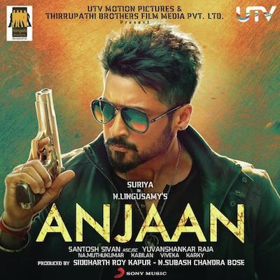 Anjaan 2014 Dual Audio Hindi BluRay Download
