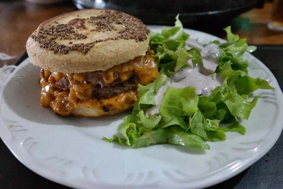 Double Cheddar Low Carb