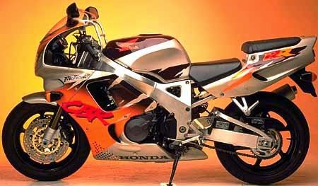 Honda CBR Urban Tiger Fireblade