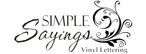 Simple Sayings Vinyl