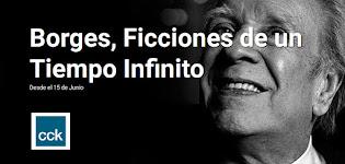 Orquídeo Maidana en la gran Muestra de Homenaje a Borges