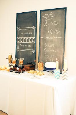 Dessert table Winnipeg