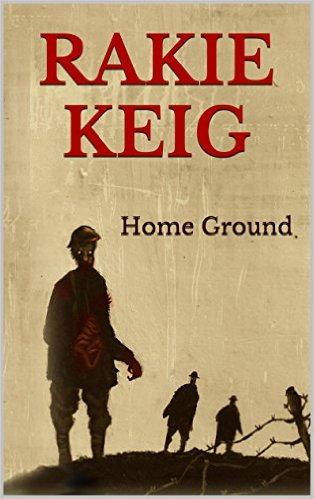 Home Ground by Rakie Keig
