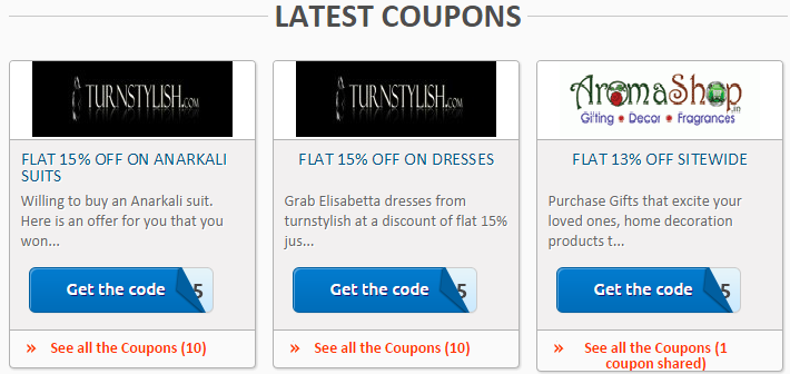 Zoutons.com latest Coupons