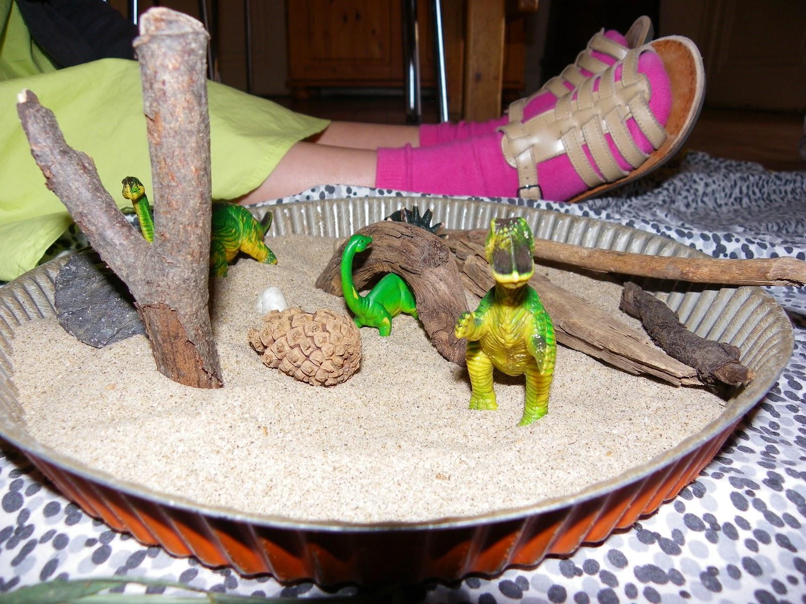 nounous taties et cie le blog jurassic park version jardin zen ou plut t jardin zen fa on. Black Bedroom Furniture Sets. Home Design Ideas