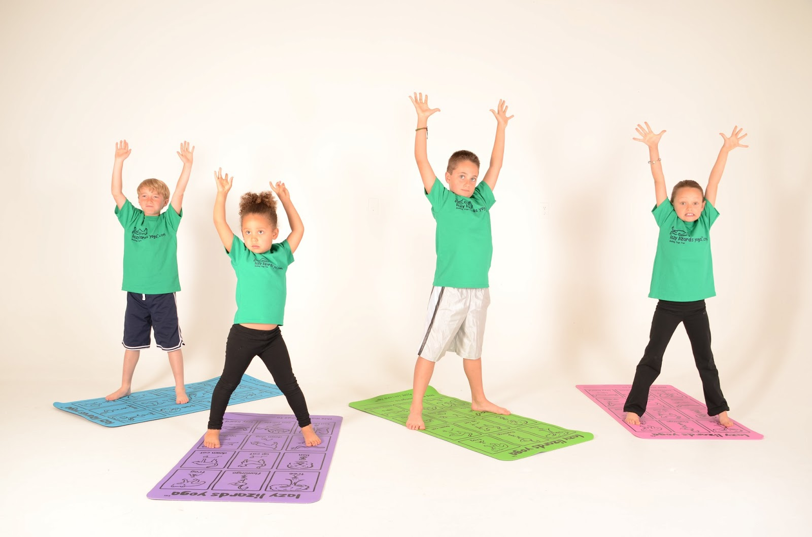 Kids Can Do Yoga
