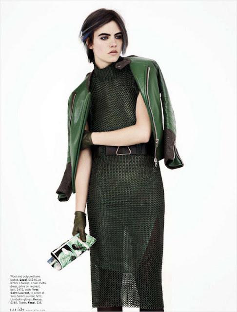 Model Corinna Ingenleuf