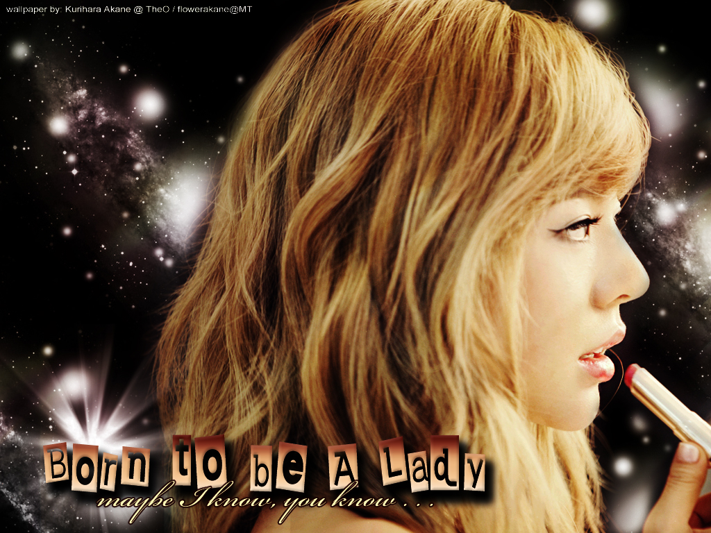 My Favorite SNSD Song's with English Lyrics - Born to be a ...