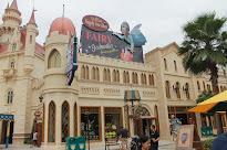 Universal Studio Singapore 2012
