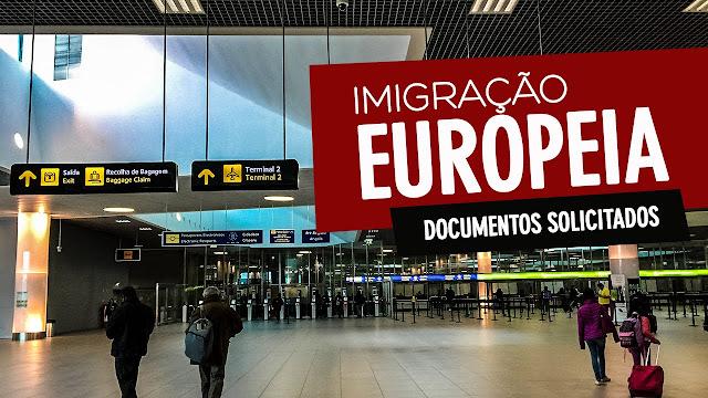 Imigração para entrar em Lisboa