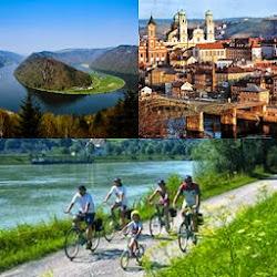 Pedal no Danúbio - Que tal percorrer o Danúbio de bicicleta?
