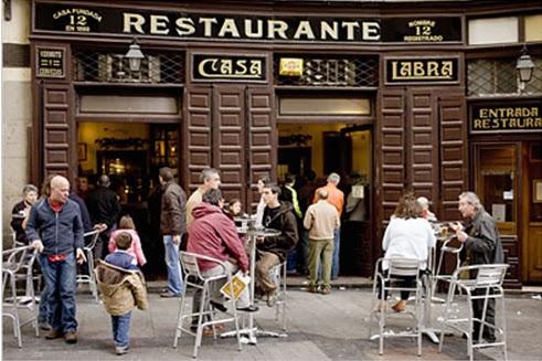 Madrid sin prisas puerta del sol for Libreria puerta del sol