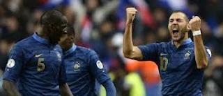 France 3-0 Ukraine -- Tous les Buts