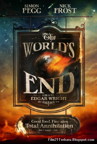 The World's End 2013 Bioskop