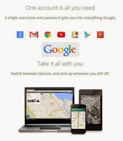 Aplikasi Gmail kini pelbagai