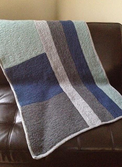 shelby knits: Wesley Crib Blanket Pattern