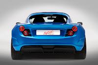 Detroit Electric SP:01 rear