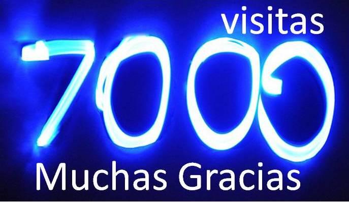7.000 visitas en el primer mes de AVENTURAS DE LA HISTORIA