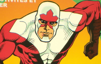 Captain Canuck (Richard Comely)